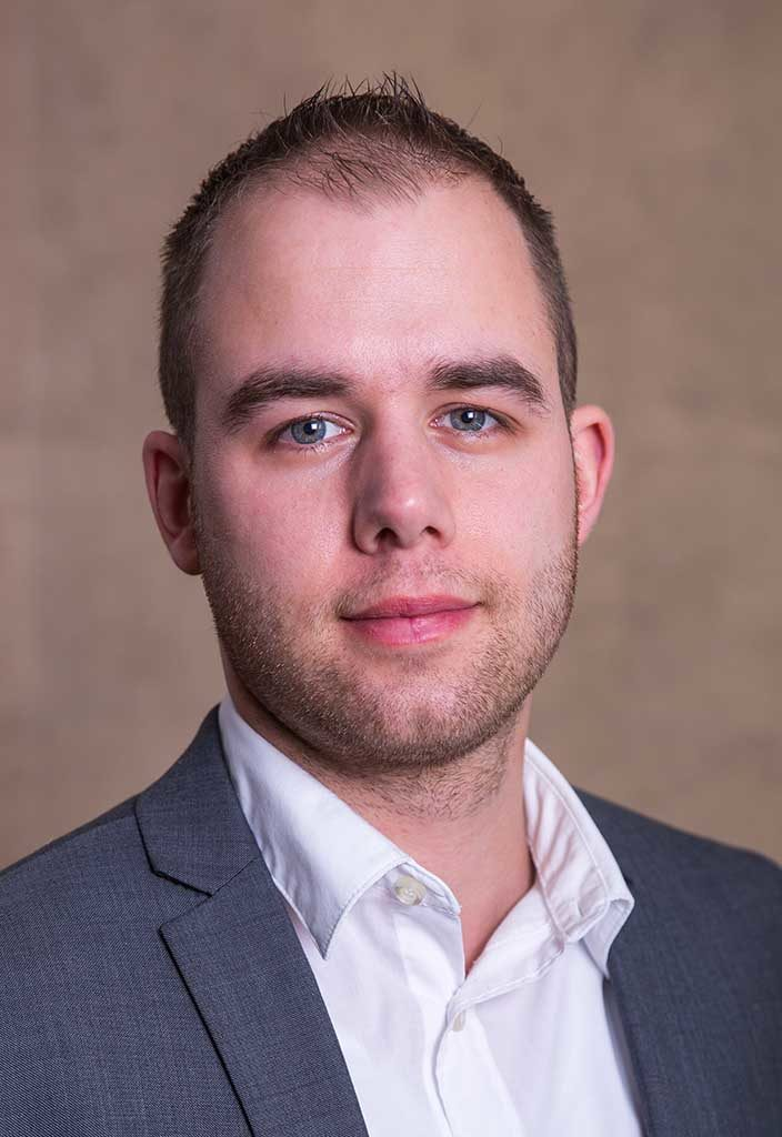 Wouter van Roonwijk Junior assistent accountant, team q accountants en belastingadviseurs