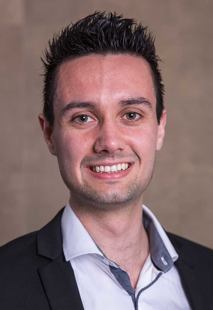Bram van Gameren Junior Assistent Accountant, team q accountants en belastingadviseurs