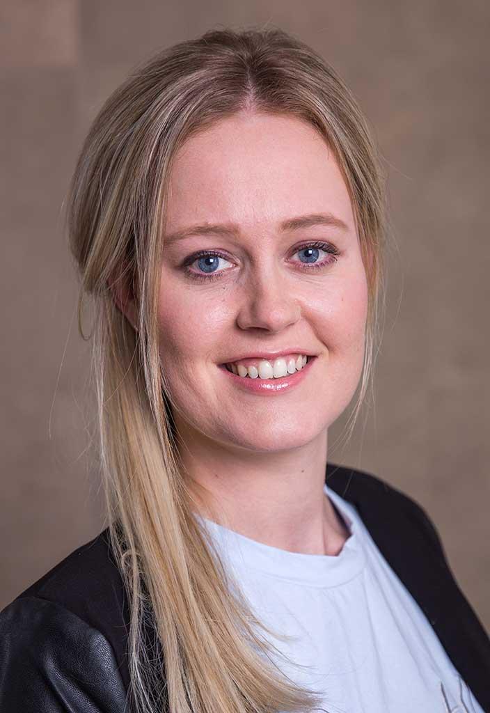 Lianne Voets Secretaresse, team q accountants en belastingadviseurs