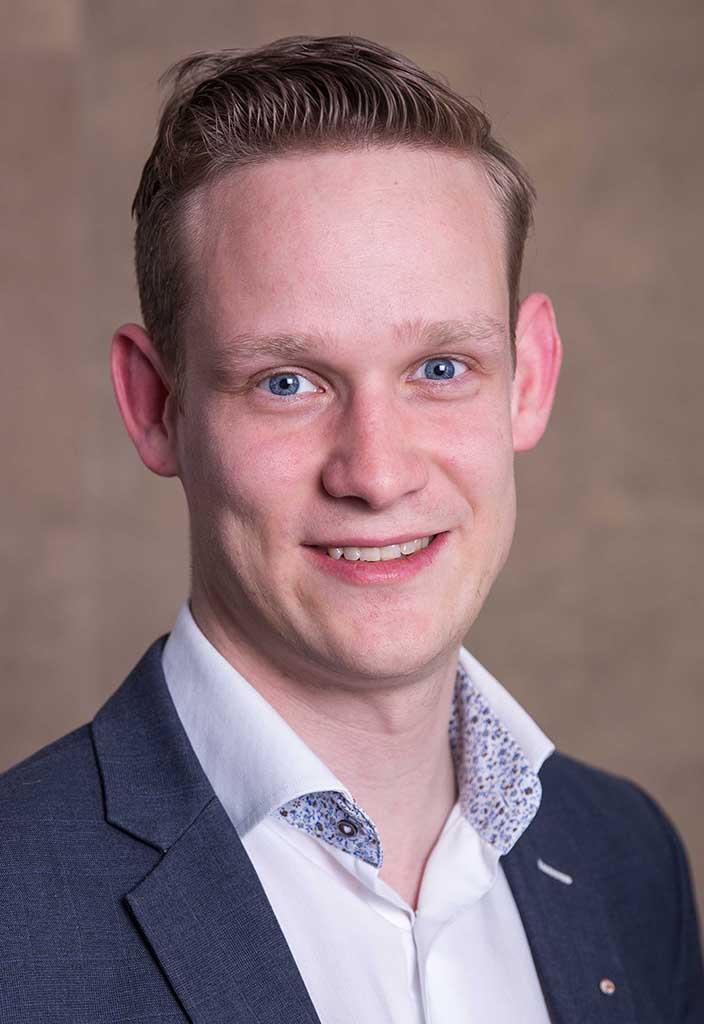Niels Burgers Junior Assistent Accountant, team q accountants en belastingadviseurs