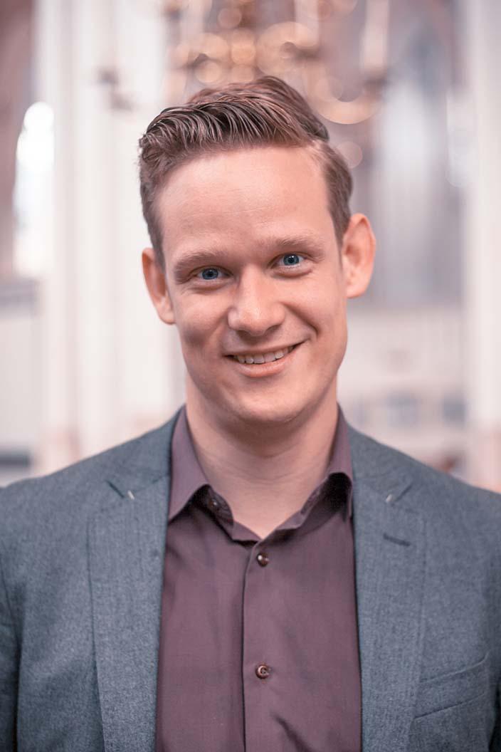 Niels Burgers relatiebeheerder